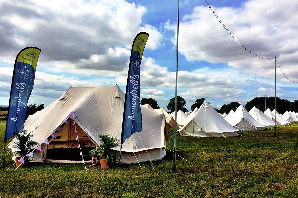 Bell Tent Hire Event Services