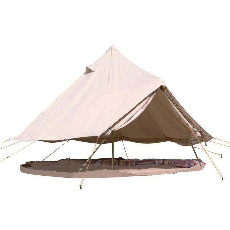 SoulPad 4000-hybrid Bell Tent