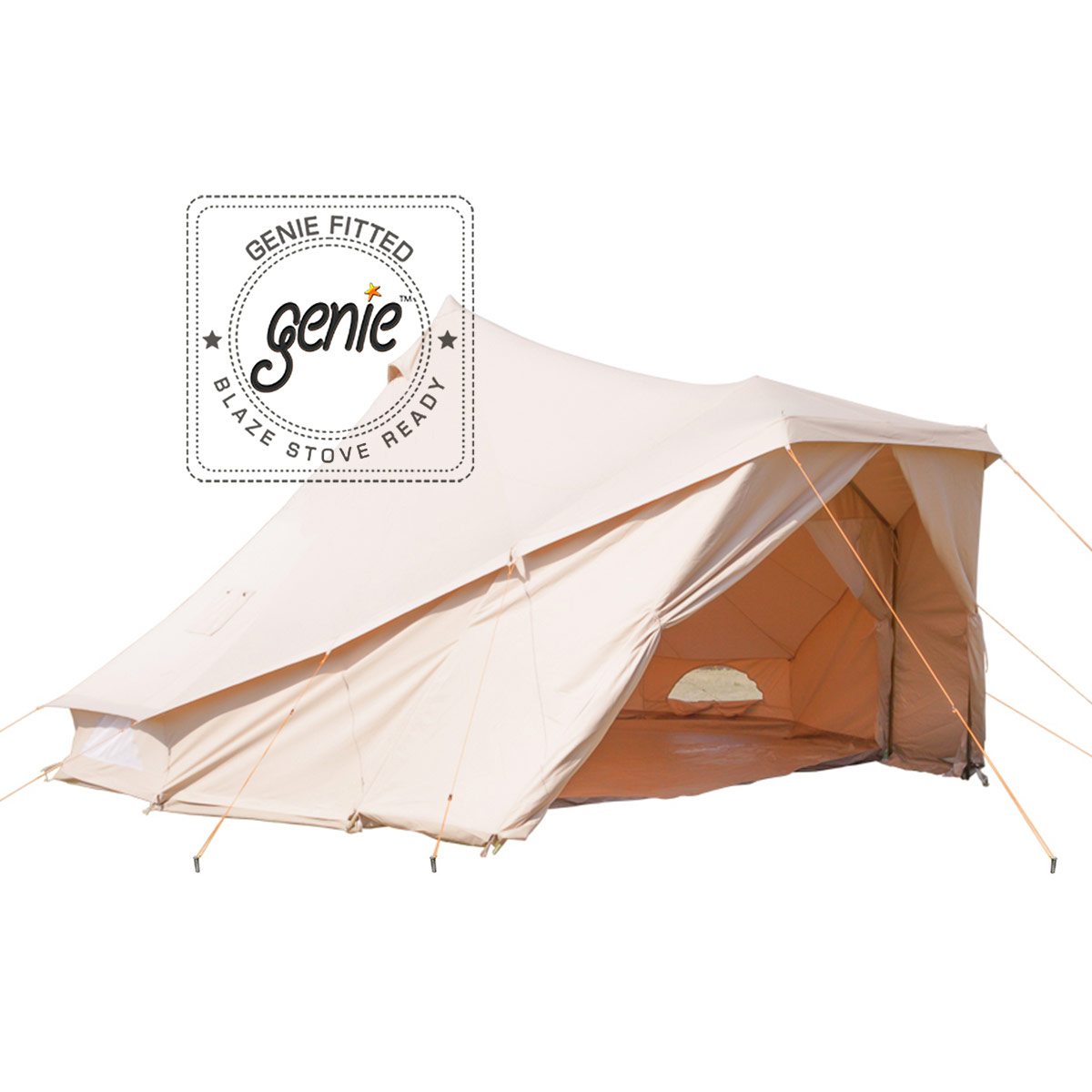 SoulPad 5000-hybrid-G-XL Bell Tent