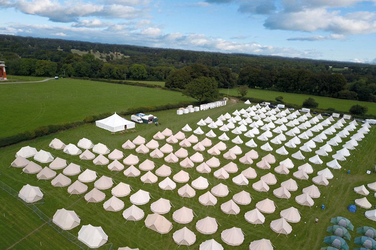 Temporary Event Accommodation