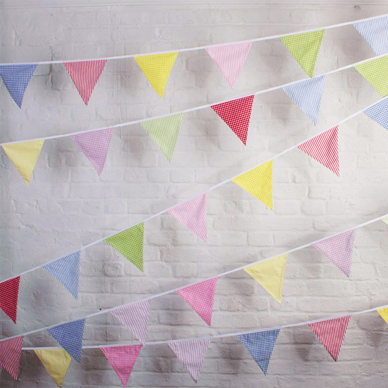 English Country Bunting