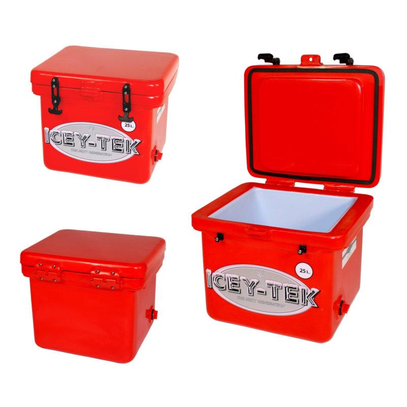 Icey-Tek 25 Litre Cool Box